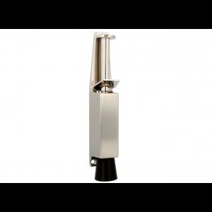 Deurvastzetter 120mm - satijn nikkel