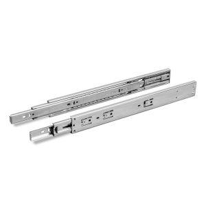 Push to open ladegeleiders 550mm - zijmontage