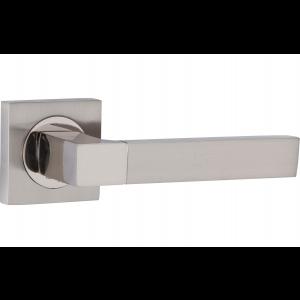 RVS deurkruk DICAPRI - rozet