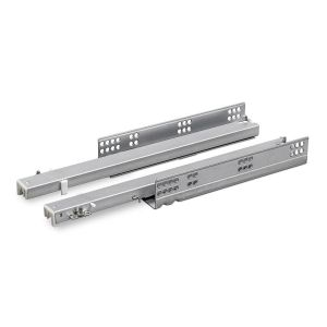 Softclose ladegeleiders 350mm - bodemmontage