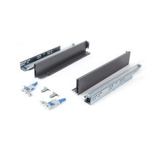 Zelfbouwlade GIULLIANO 450mm - Softclose zelfbouwpakket 80mm