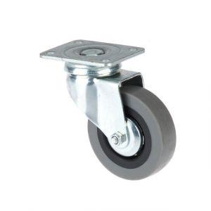 Zwenkwiel zonder rem 60mm